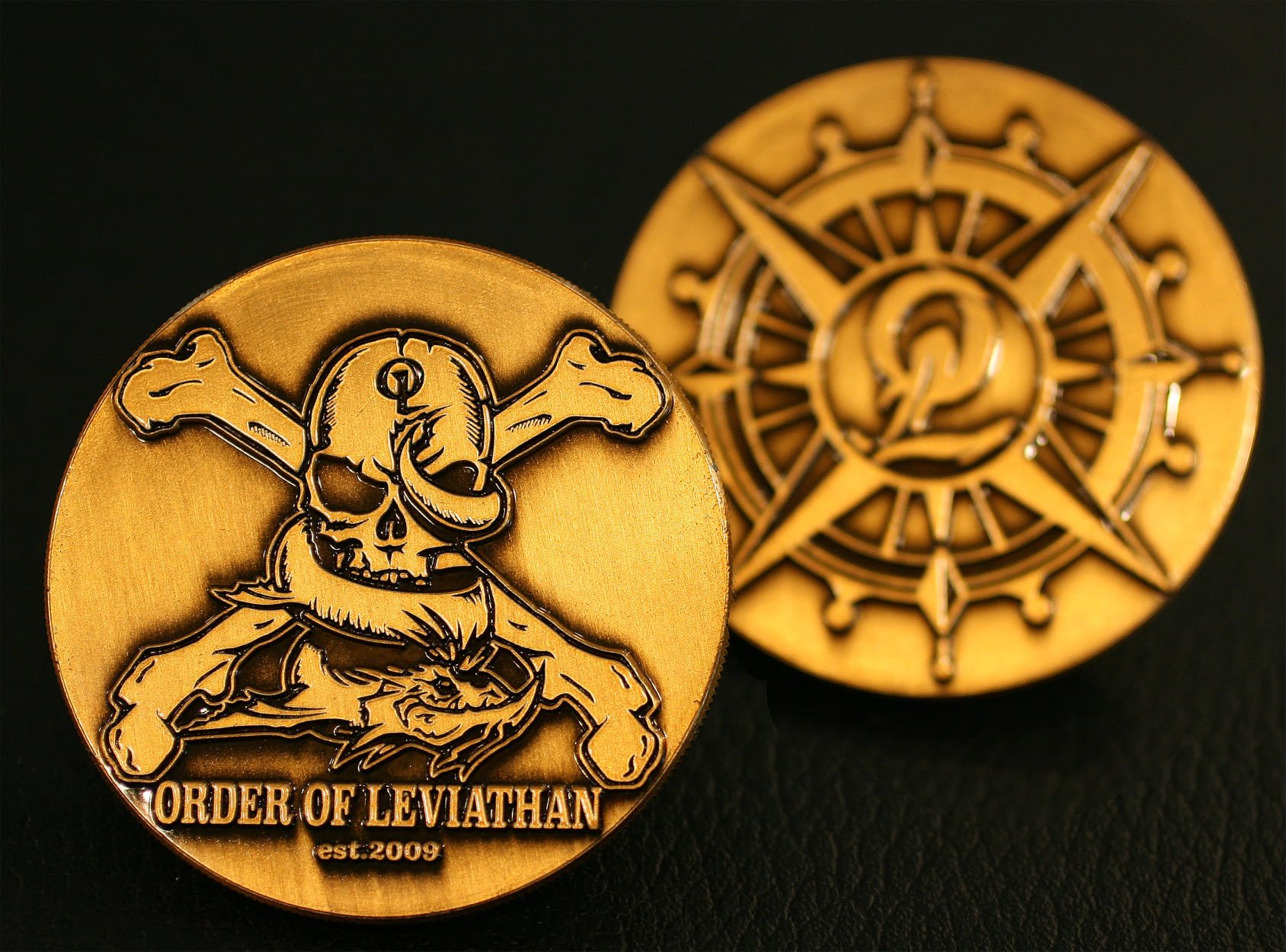 10th anniversary coil Order of Leviathan